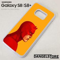 Superhero Series Dare Devil For Samsung Superhero Series, S8 Plus, Daredevil, Dares, Marvel Universe, Phones, Samsung, Phone Cases, Products