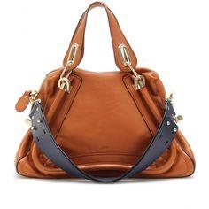 fe6e8c20c906 Chloe  Paraty Medium Military Strap Leather Bag Chloe Paraty