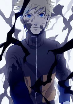 Naruto looks awesome on this pic!
