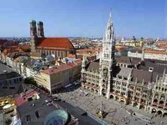 Marianplatz, Munich Germany