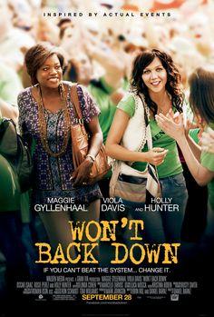 Won't Back Down - 1 time