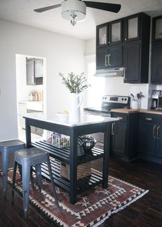 Farmhouse Kitchen Redesign - Earnest Home co