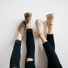 wish list item: neutral flats (gold, silver, taupe, light brown). simple but unique.