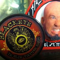 Black Eye Natural Tattoo Aftercare