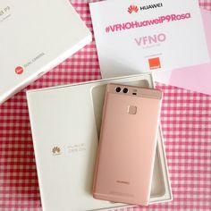 VFNO Huawei P9 Rosa  http://www.lacaprichossa.com/2016/09/vfno-huawei-p9-rosa.html