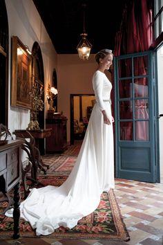 Precioso vestido!  Preferido