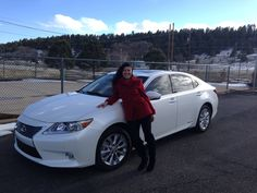Congrats on earning your Lexus with Nerium, Brenda!