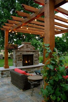 This is Perfect Pergola Designs for Home Patio 77 image, you can read and see another amazing image ideas on 90 Perfect Pergola Designs Ideas for Home Patio gallery and article on the website