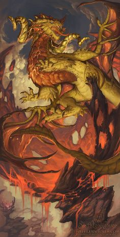 2016 Zodiac Dragons Aries by The-SixthLeafClover.deviantart.com on @DeviantArt