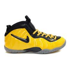 buy popular 096a0 d34c8 Nike Air Foamposite Pro Yellow Black Nike Shoes, Converse Shoes, Nike  Basketball Shoes,