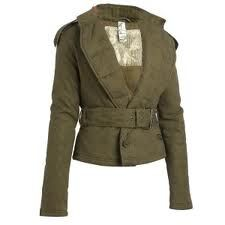 LOVE this jacket! Have the perfect shirt to go with it too!