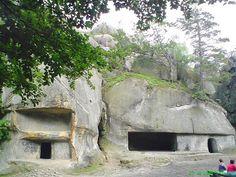Romania Megalitica: Dovbush Rocks. Skeli Dovbusha. Скелі Довбуша. Ukraine. Carpathian Mountains. Muntii Carpati. Un leagan al civilizatiei si culturii megalitice!