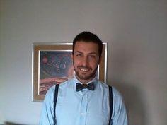 bow tie diy (no sew)