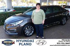 https://flic.kr/p/DKfGwx | #HappyBirthday to Tonya from Frank White at Huffines Hyundai Plano! | deliverymaxx.com/DealerReviews.aspx?DealerCode=H057