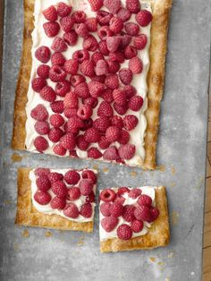 Nigel Slater, food writer and author of Ripe, uses fresh summer raspberries in his easy tart recipe. Recipe: Quick and Easy Raspberry Tart
