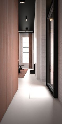 Cortenstaal - INTERIOR ARCHITECTURE on Behance