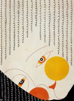 Poster design by Shujiro Shimomura, 1928(via Japanese graphic design from the 1920s-30s ~ Pink Tentacle)