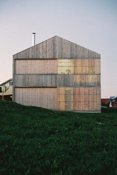 Courtesy of becker architekten Architects: becker architekten  Location: Wiggensbach, Germany  Year: 2007  Photographs: Courtesy of becker architekten