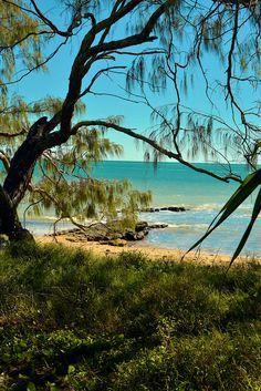 Point Vernon near Hervey Bay, Queensland, Australia