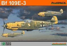 Eduard Bf 109E-3 (ölçek 1:32)