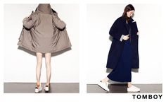 Mackenzie Drazan is the New Face of Tomboys Fall 2013 Campaign