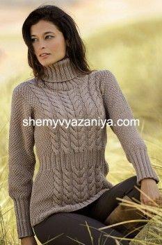 свитер жен. (233x353, 29Kb)
