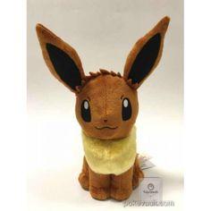 Pokemon 2016 San-Ei Allstar Collection Eevee Large Size Plush Toy