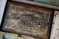 Excelsior Stamp Pad