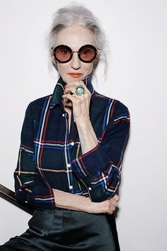 SEASONED stylist and entrepreneur Linda Rodin has spent 40 years honing her talents, and - unlike some - she's perfectly happy to reveal her age.