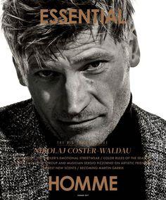 Николай Костер-Вальдау в Essential Homme (Интернет-журнал ETODAY)