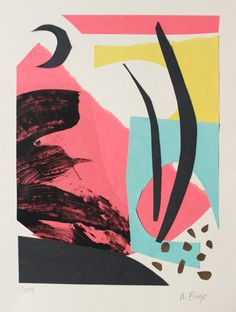 Atelier Bingo: el color abstracto