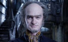 Count Olaf (Neil Patrick Harris) A Series of Unfortunate Events