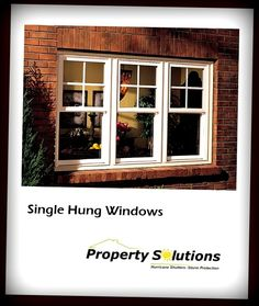 Single Hung Windows are #affordable, #decorative, and #functional. We offer you the right choice from a variety of #architectural styles for #residential and #commercial use. Get your #free quotes @ http://www.prostormprotection.com/single-hung-window.