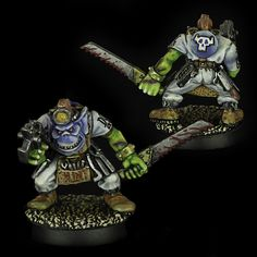 Ork Painboy, Games W
