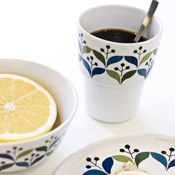 ha there is even lime and turquoise dishes! Several styles to choose from