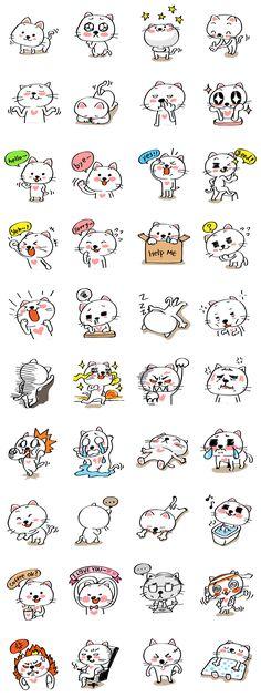 画像 - MOCHI's Funny Story by Funppy - Line.me