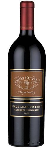 Clos Du Val  most of my favorite winery have one in my rack, haven't tried it yet, stay tuned for the rating......s