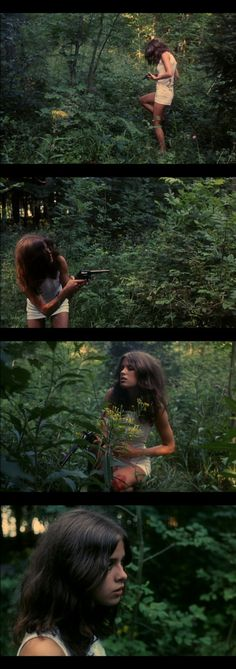 Rote Sonne (1970) Film Aesthetic, Aesthetic Photo, Aesthetic Pictures, Lou Le Film, Ursula, Haha, Film Inspiration, Religion, Film Stills