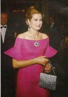 Grace Kelly: Truly One of a Kind • eternally-grace: Grace's dress!