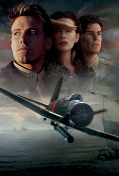 Pearl Harbor - Movie Textless Poster