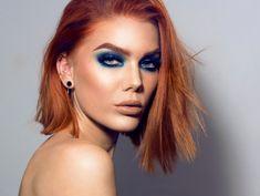 Dagens make-up Archives - Page 11 of 514 - Linda Hallberg Artis Makeup Brushes, Eyeshadow Brushes, Eyeshadows, Make Makeup, Eye Makeup Tips, Cheap Makeup, Makeup Ideas, Daily Makeup, Makeup Geek