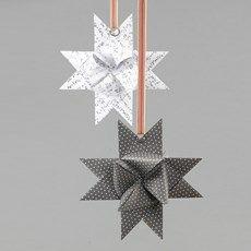 Gevlochten kerststerren - Vind DIY inspiratie hier.