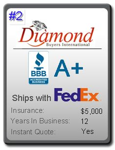 Diamond Buyers International Review. DBI is one of the leading diamond buyers in the industry. Check out our DBI review and sell diamonds online.