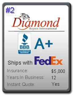 #Diamond Buyer Review on Diamond Buyers International from SellDiamondsReview.com
