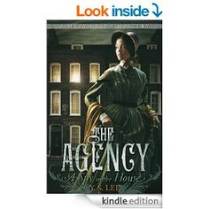 Love this mystery series set in Victorian times about a girl who works for an all women's detective agency. Light romance and fun to read. 4 books in the series.