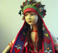 Lenci | Lenci Dolls — woah. discovered via Fashion Forestry