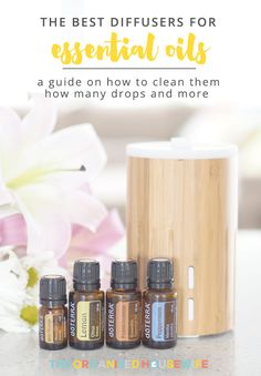 I have recently started broadening my range and use of essential oils and I am absolutely loving them. After some research and experience, I have put together some useful information to help you choose the best diffuser for essential oils. It won't be long before you start reaping the benefits of diffusers and essential oils too!