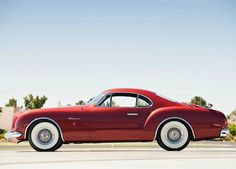 Chrysler D'Elegance, 1952. Karmann Ghia copied the Design..?