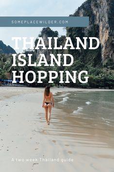 Our 2 week Thailand adventure Thailand Island Hopping, The Last Leg, Happy Hour Specials, Thai Islands, Thailand Adventure, Beach Weather, The Longest Journey, Beach Bungalows, Destin Beach