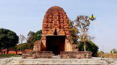 Sirpur Laxman Temple dedicated to Lord Vishnu. Oldest Brick Temple built in 7th Century AD.